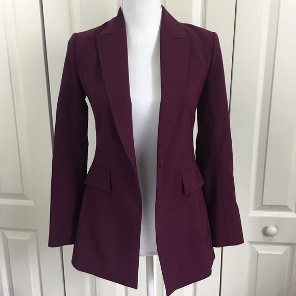 9a423f2ebc Theory Jackets & Coats | Etiennette B Wool Blend Blazer | Poshmark